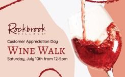Wine Walk!