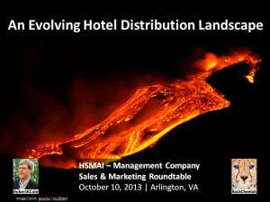 HSMAI – Hotel Management Company Sales & Marketing Roundtable