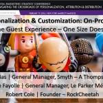 HSMAI Digital Marketing Strategy Conference On-Property Customization and Personalization