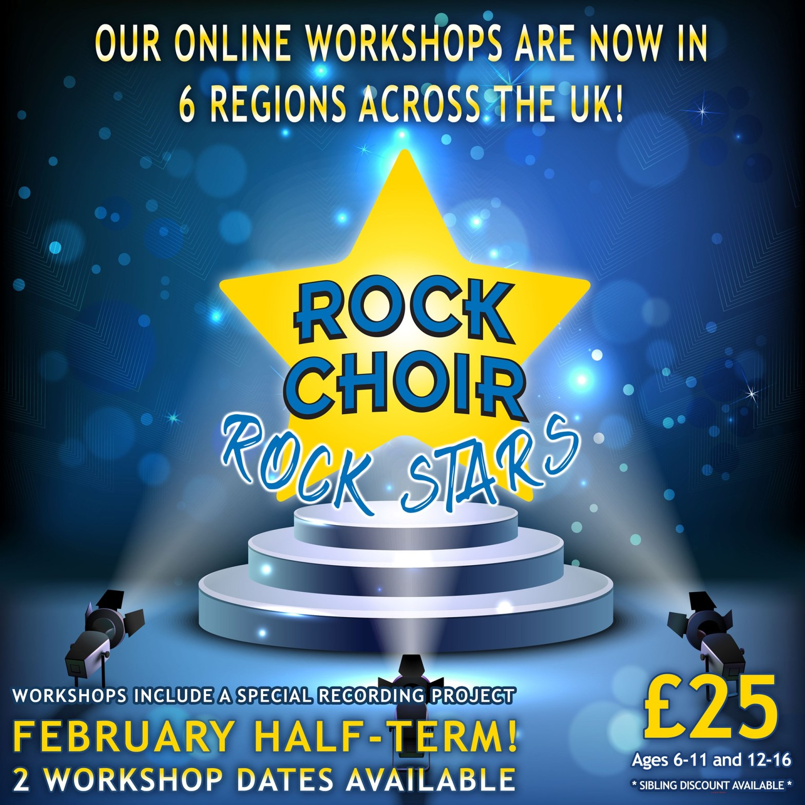 Rock Choir Rock Stars