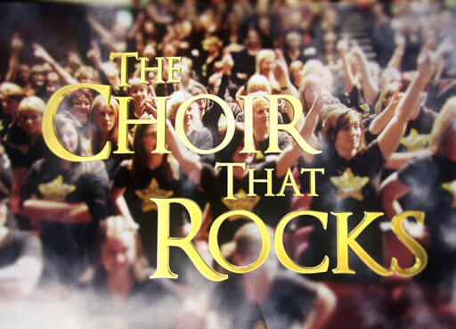The Choir That Rocks