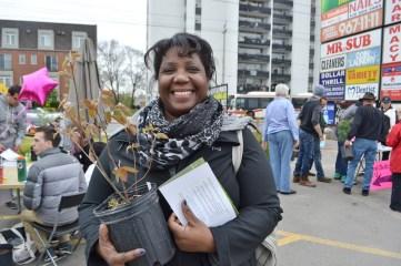 Happy Tree mom