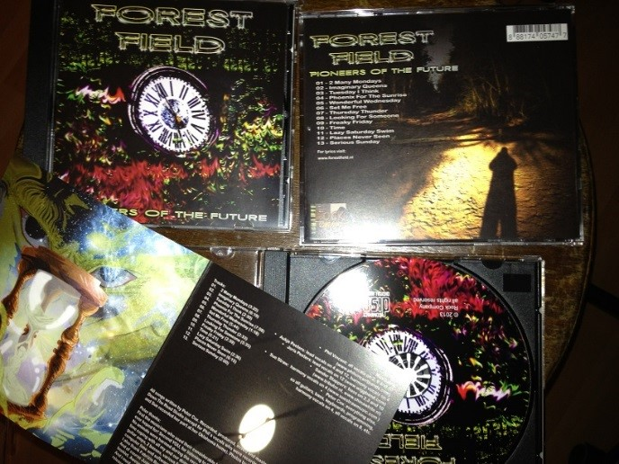 Forest Field CD Pioneers of the Future