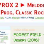 odayrox - forest field
