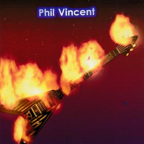 phil vincent - white noise