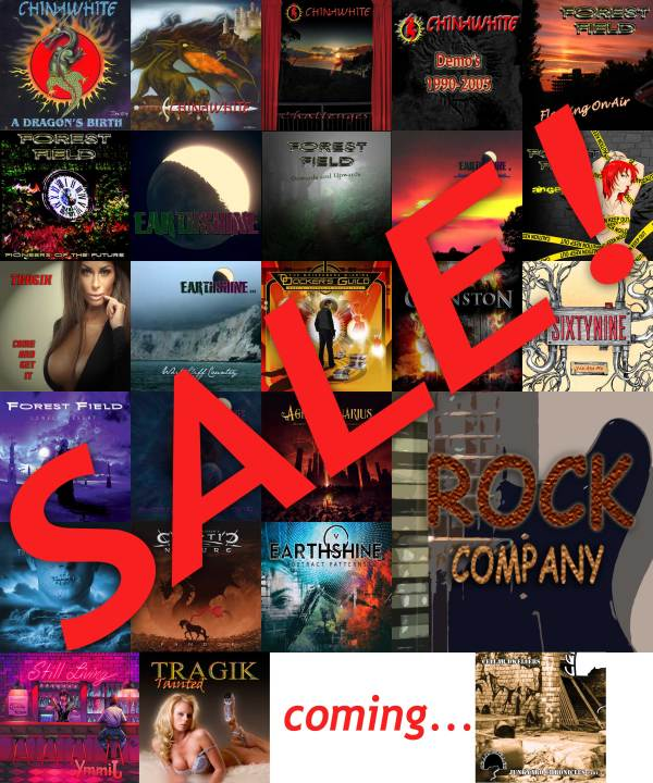 rock company sale