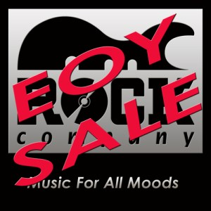 rock company end of year sale