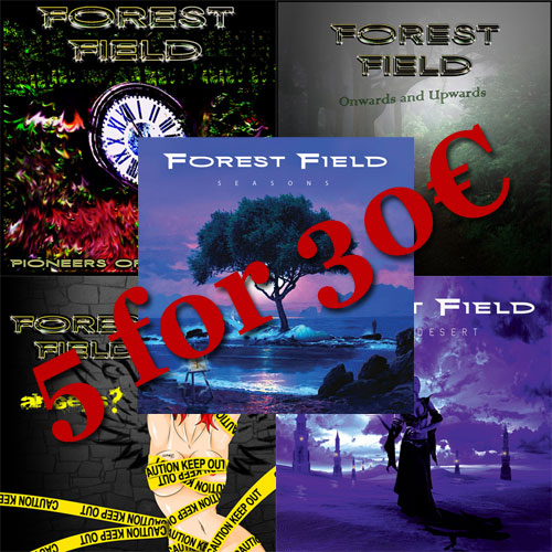forest field package deal