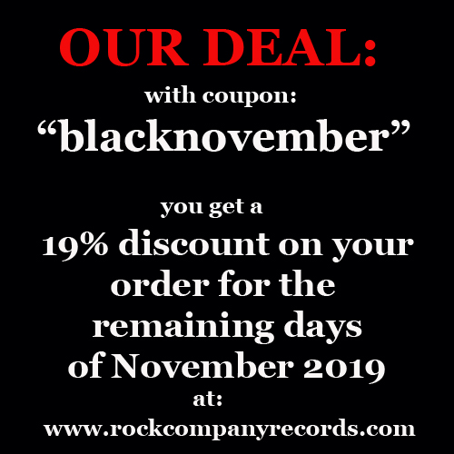 rock company black november deal