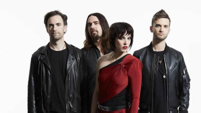 Halestorm fala sobre turnê com Alice Cooper