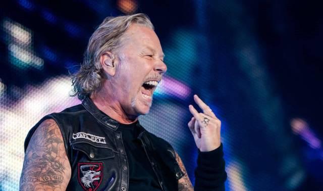 Metallica: James Hetfield primeira aparição pública após a reabilitação já tem data marcada