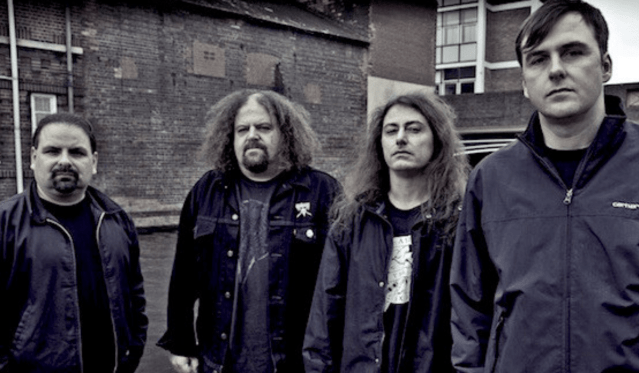 Napalm Death lança EP digital 'Logic Ravaged By Brute Force'