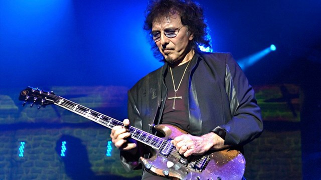 Tony Iommi 'Monkey' 1964 SG Guitarra réplica especial da Ginson disponível em todo o mundo