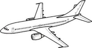 how to draw easy airplane in step by step for beginners