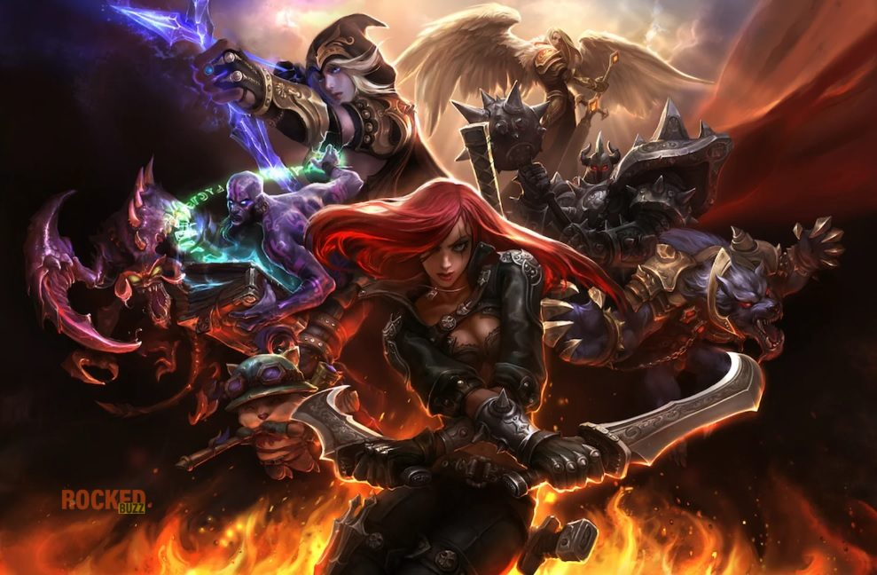 League Of Legends (LOL) Free Costume (Skin) RP Codes 2020 — Rocked Buzz - Download League Of Legends (LOL) Free Costume (Skin) RP Codes 2020 — Rocked Buzz for FREE - Free Cheats for Games