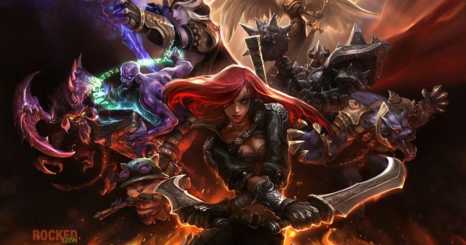 League Of Legends RP Codes 2021
