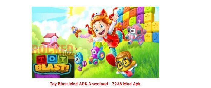 Toy Blast mod