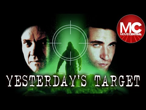 Yesterday's Target | Full Action Sci-Fi Movie