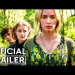 A QUIET PLACE Part 2 Trailer (Horror, 2020) Emily Blunt