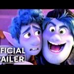 ONWARD Trailer # 4 (Pixar Animation, 2020) NEW