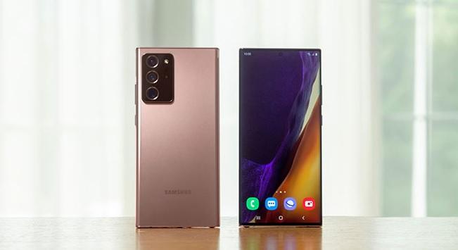 Samsung Galaxy Note 20 Ultra Reviews