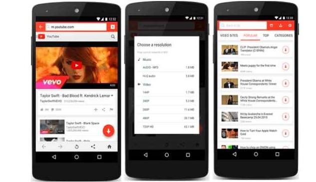 Snaptube Youtube Downloader Video Apk Descargar Rocked Buzz