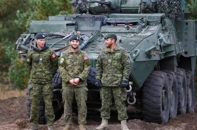 Canada Army