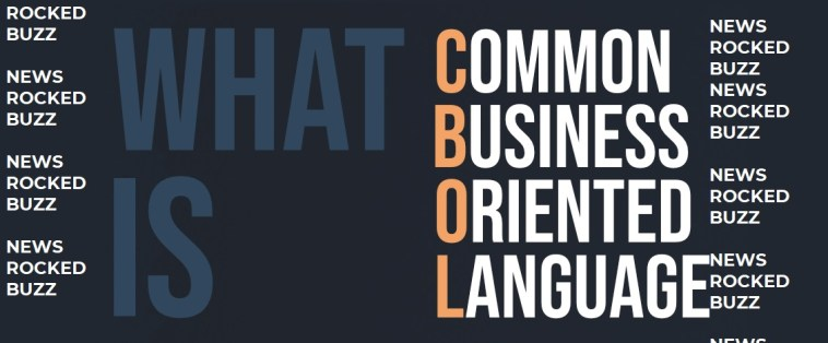 Common Business-oriented language. How do we know this better?