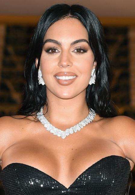 Georgina Rodríguez lips