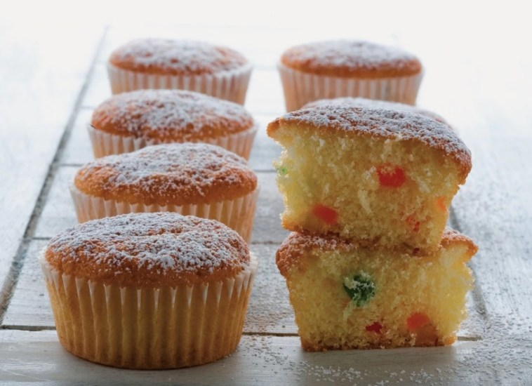 Small candied cakes