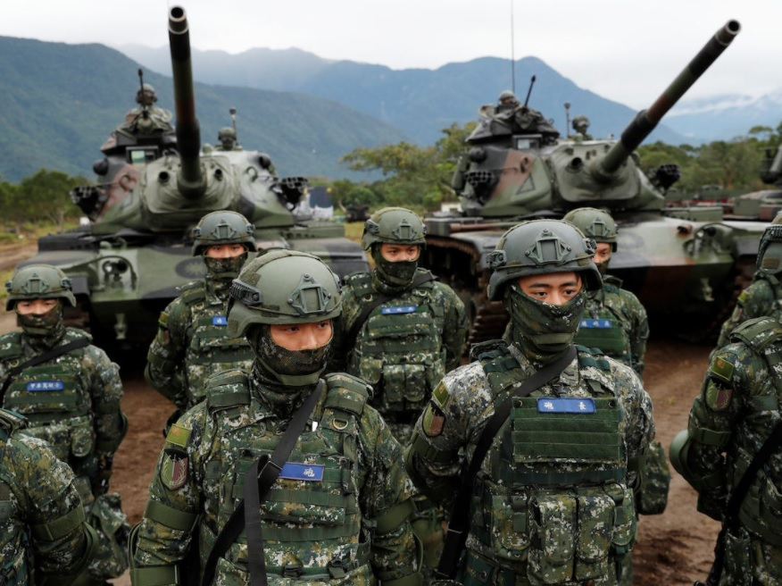 Taiwan Army