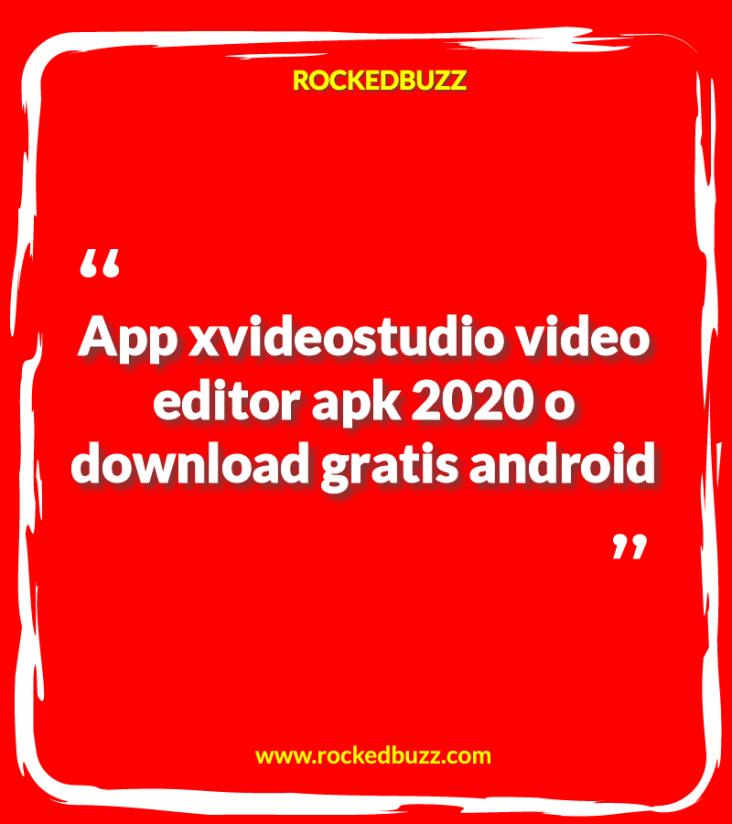 xvideostudio video editor apk