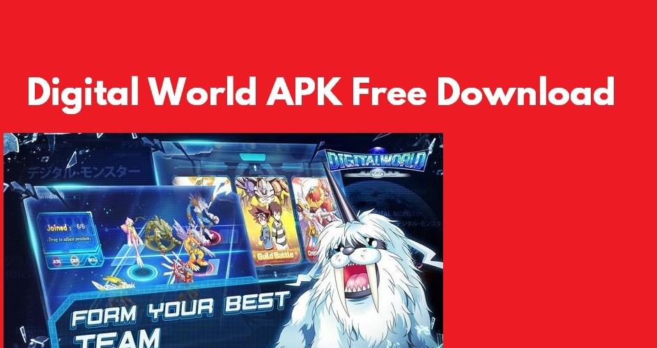Digital World APK