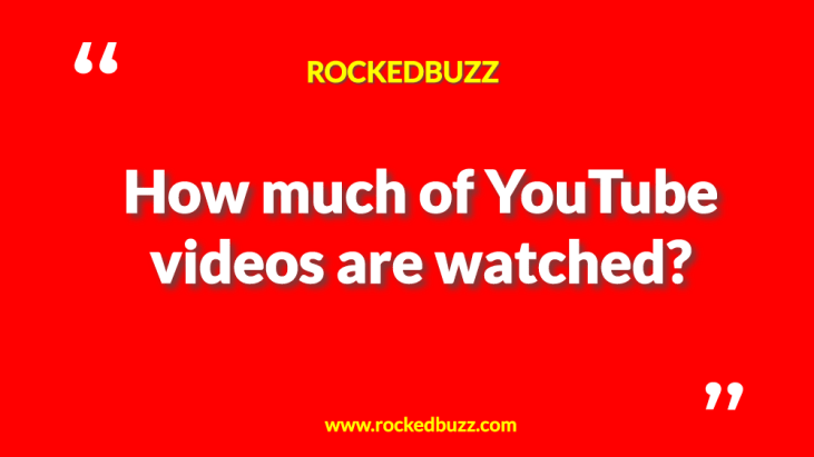 YouTube videos not watched