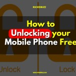 Unlocking your Mobile Phone