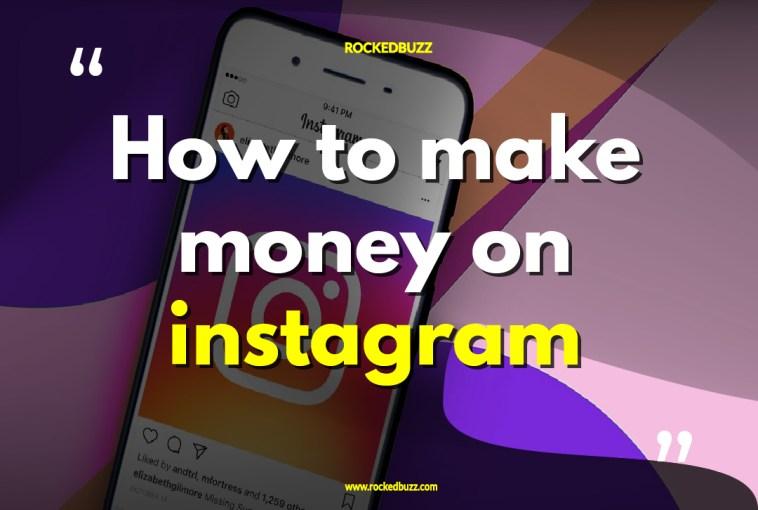 Instagram Live Stream Money