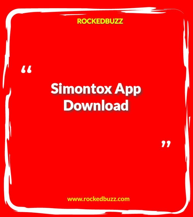 Simontox App
