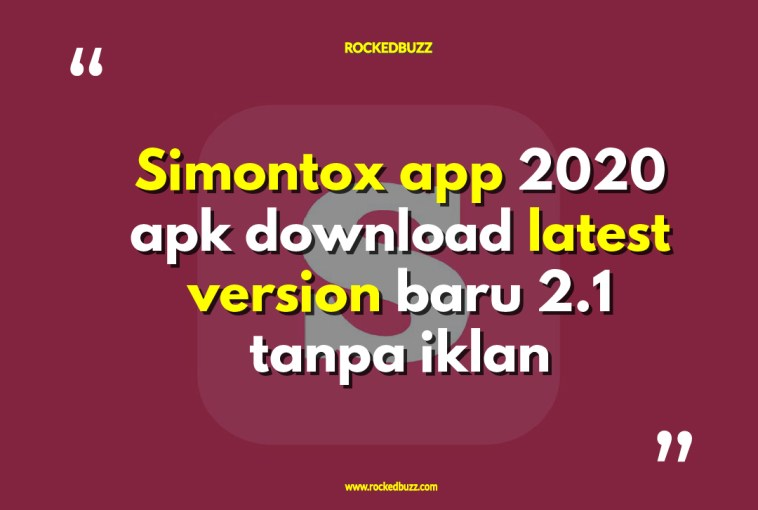 simontox app 2020 apk download latest version baru 2.1 tanpa iklan