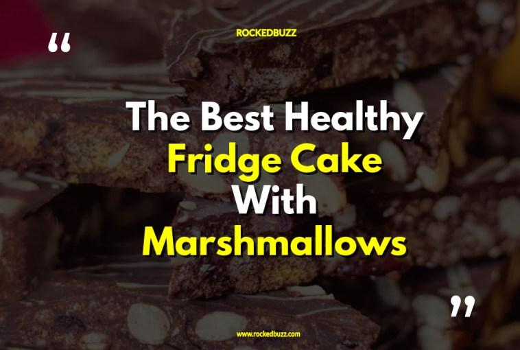 Healthy Fridge Cake