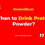Drink protein