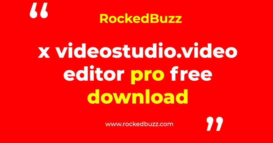 x videostudio.video editor pro apk2 oreo free download