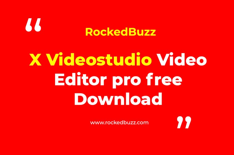 x videostudio video editor pro free download