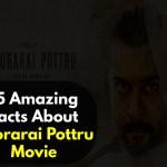 Facts About Soorarai Pottru Movie