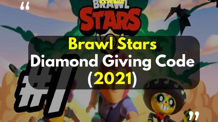 Brawl Stars Diamond Giving Code