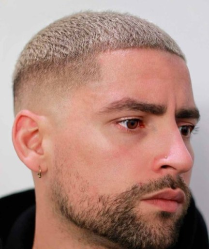 Buzz Cut Hairstyles for man