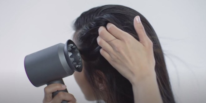 Dyson Supersonic Hair Dryer 4