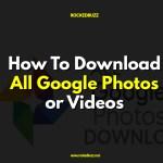 Download All Google Photos