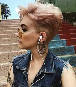 Women's Short Haircut Models