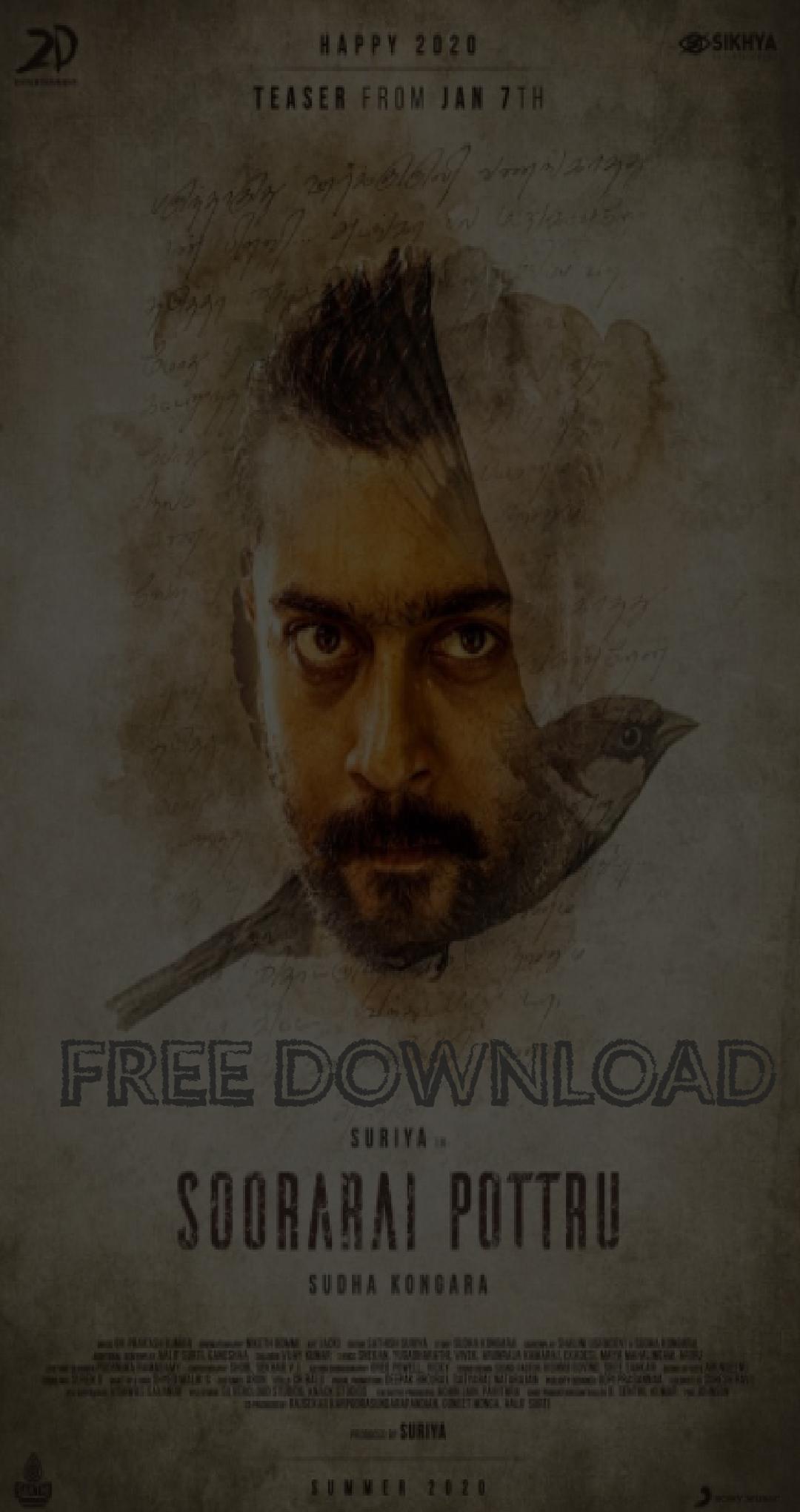 SOORARAI POTTRU - Movie Full Free Download