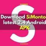 SiMontok App